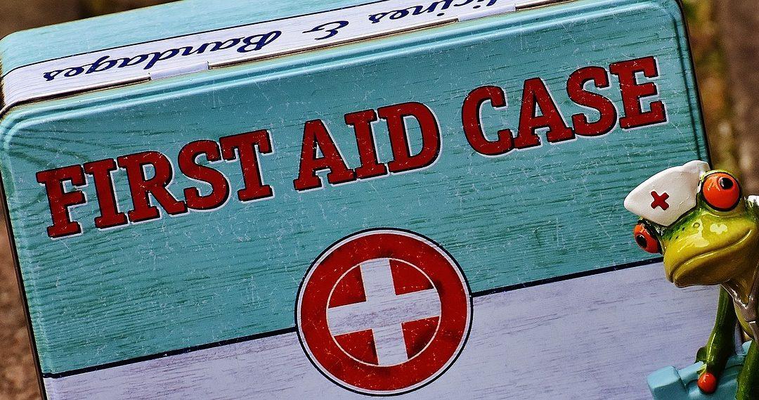 """Erste Hilfe """"es ist nur Falsch, nichts zu tun"""""""